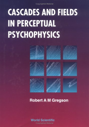 9789810223274: Cascades and Fields in Perceptual Psycho