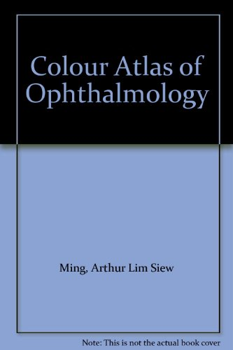 9789810223397: Colour Atlas of Ophthalmology