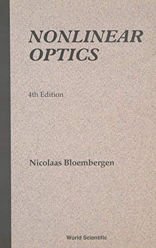 9789810225995: Nonlinear Optics