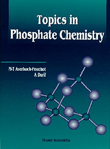 Topics in Phosphate Chemistry: M. T. Averbuch-Pouchot/