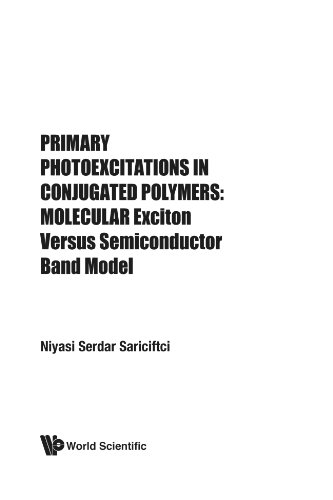 9789810228804: Primary Photoexcitations In Conjugated Polymers: Molecular Exciton Versus Semiconductor Band Model