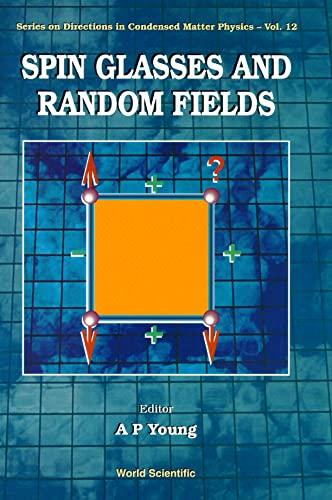 9789810231835: Spin Glasses & Random Fields