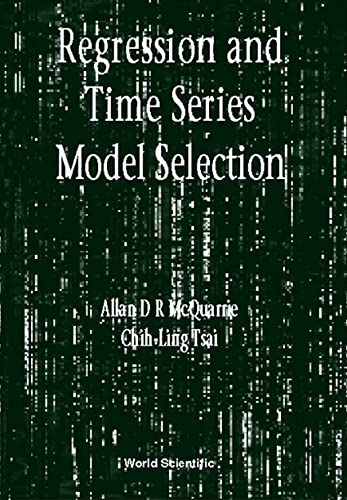Regression And Time Series Model Selection (Hardback): Allan D R