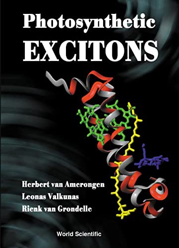 9789810232801: Photosynthetic Excitons