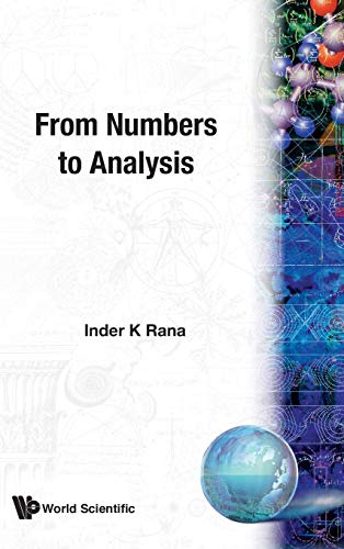 9789810233044: FROM NUMBERS TO ANALYSIS
