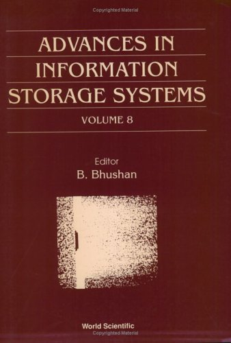 9789810233488: Advances in Information Storage Systems, Volume 8 (v. 8)
