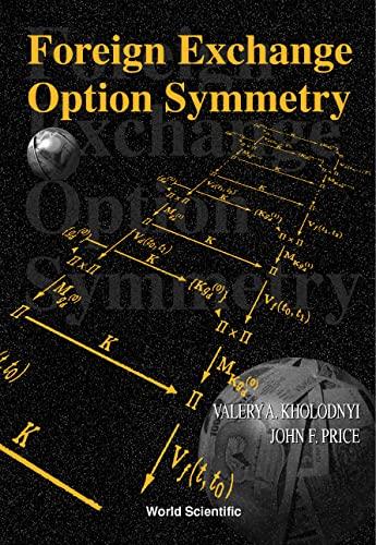 Foreign Exchange Option Symmetry: Kholodnyi, Valery A,