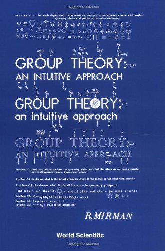9789810233655: Group Theory: An Intuitive Approach