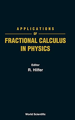 9789810234577: Applications Of Fractional Calculus In Physics
