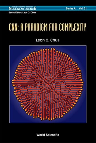 9789810234836: CNN: A Paradigm for Complexity (World Scientific Series on Nonlinear Science)
