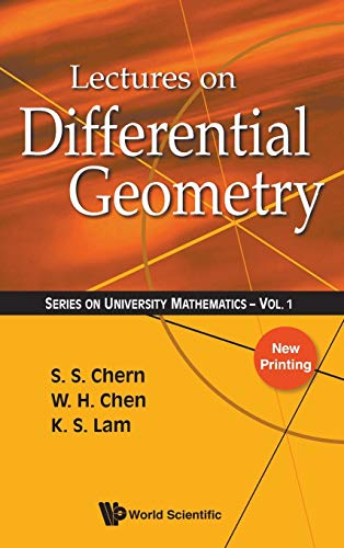 9789810234942: Lectures On Differential Geometry