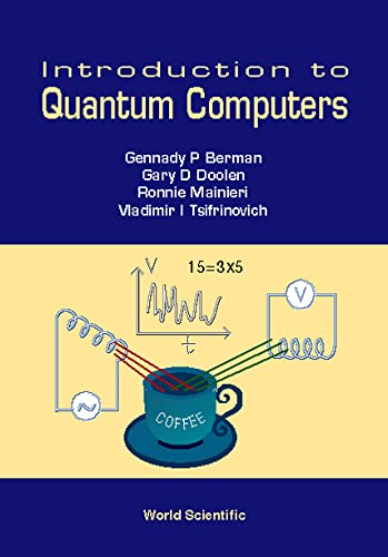 9789810235499: Introduction to Quantum Computers