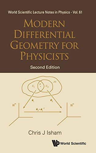 9789810235550: Modern Differential Geometry for Physicists