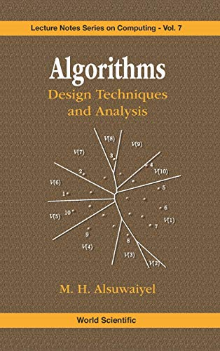 9789810237400: Algorithms: Design Techniques and Analysis (Lecture Notes Series on Computing)