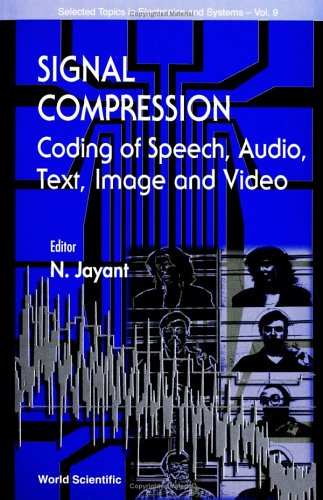 Signal Compression: N.S. Jayant
