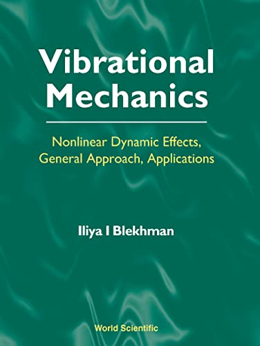 Vibrational Mechanics: Nonlinear Dynamic: Blekhman, Iliya I.