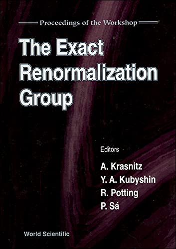 The Exact Renormalization Group