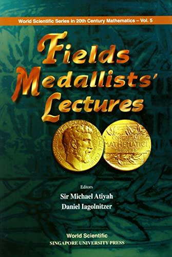 9789810240905: Fields Medallists' Lectures (World Scientific Series in 20th Century Mathematics)