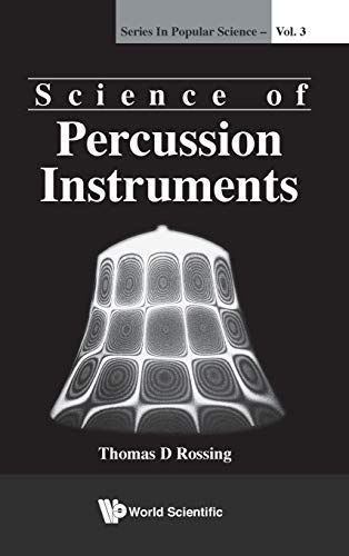 9789810241582: Science of Percussion Instruments (Series in Popular Science)
