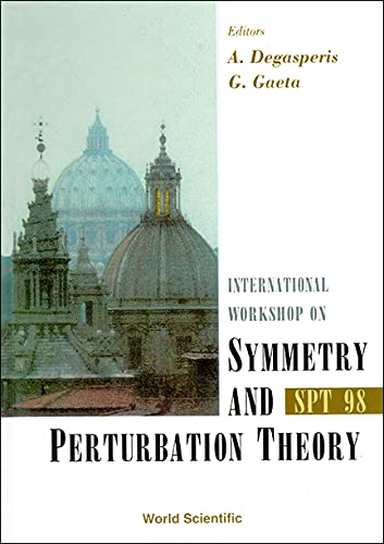 9789810241667: Symmetry and Perturbation Theory