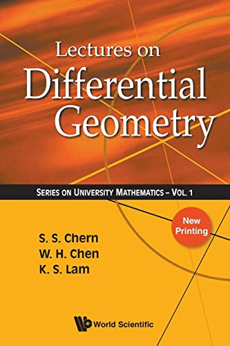 9789810241827: Lectures on Differential Geometry