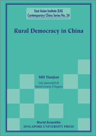 9789810242886: Rural Democracy in China