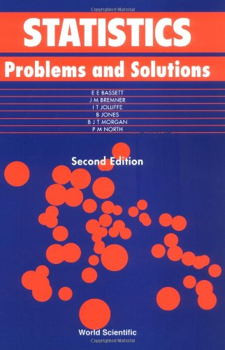 9789810243210: Statistics: Problems and Solutions
