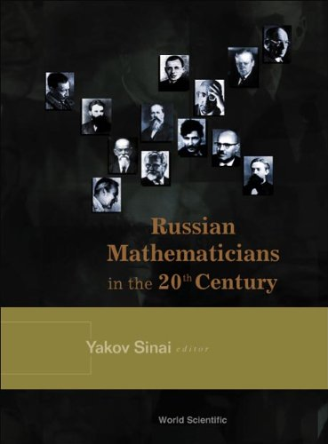 Russian Mathematicians in the 20th Century (Hardcover): Yakov Sinai