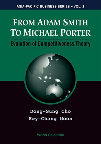 From Adam Smith to Michael Porter: Evolution: Cho, Dong-sung