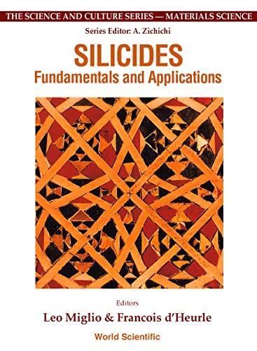 9789810244521: Silicides: Fundamentals and Applications