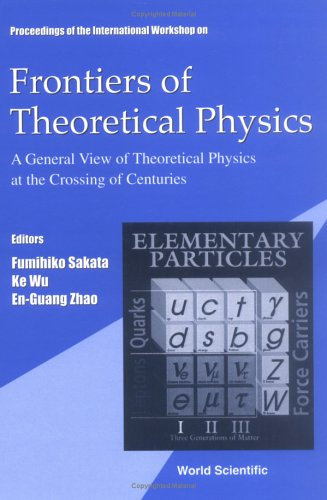 9789810244835: Frontiers of Theoretical Physics