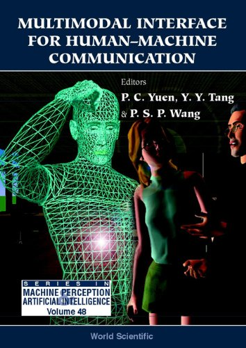 9789810245948: Multimodal Interface for Human-Machine Communication