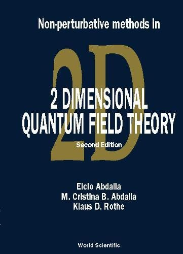 9789810245962: Non-perturbative Methods in 2 Dimensional Quantum Field Theory