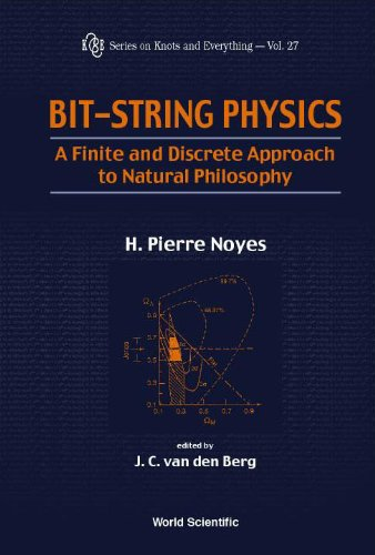 9789810246112: Bit-String Physics: A Finite and Discrete Approach to Natural Philosophy
