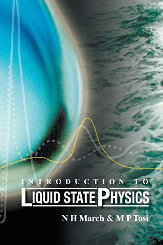9789810246525: Introduction to Liquid State Physics