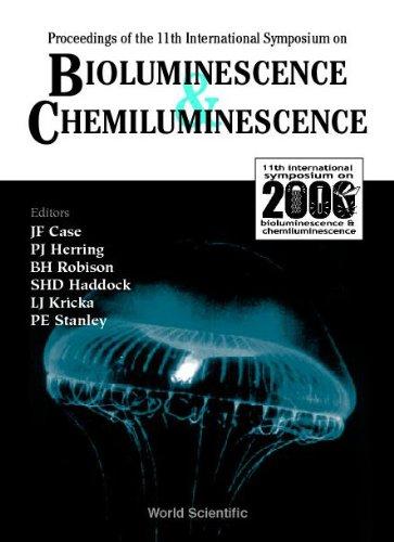 Bioluminescence & Chemiluminescence 2000: B.H. Robinson; Editor-James