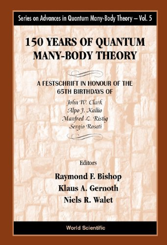 9789810247300: 150 Years of Quantum Many-Body Theory