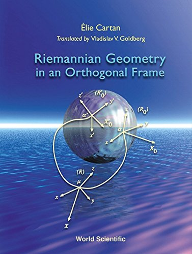 9789810247478: Riemannian Geometry In An Orthogonal Frame
