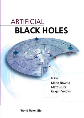 9789810248079: Artificial Black Holes