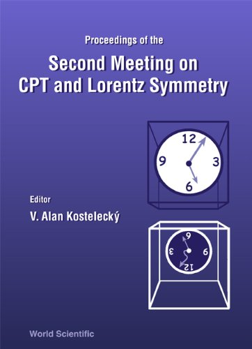 9789810248345: Proceedings of the Second Meeting on Cpt and Lorentz Symmetry: Bloomington, Usa, 15-18 August 2001