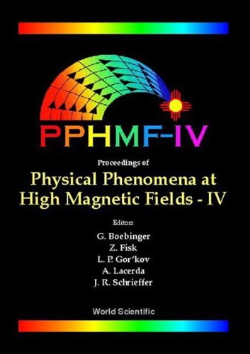 Proceedings of Physical Phenomena at High Magnetic: N. M.) Physical