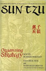 9789810431129: Organising Strategy: Sun Tzu Business Warcraft