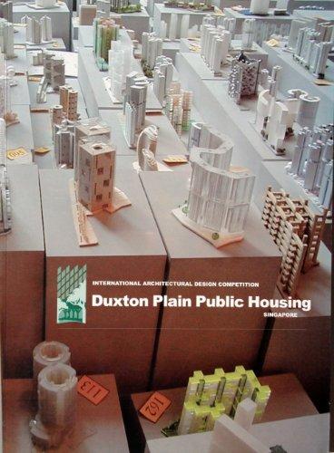 9789810475314: Duxton Plain Public Housing Singapore (International Architectural Design Competition)