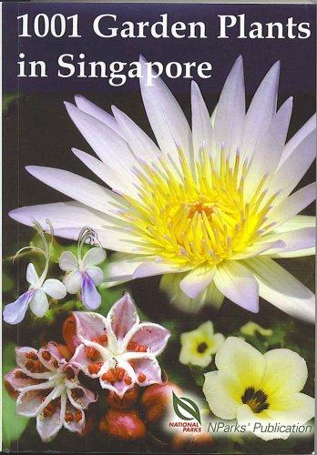1001 Garden Plants in Singapore: Boo Chih Min;