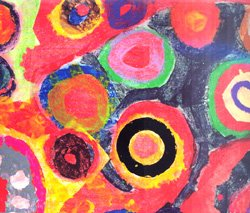 9789810494186: Pacita Abad: Circles in My Mind (Prints and Paper Pulp Works)