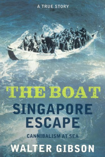 9789810583019: The Boat: Singapore Escape: Cannibalism at Sea