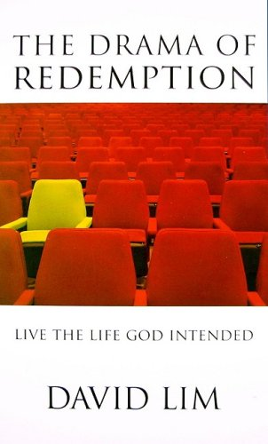 9789810597603: The Drama of Redemption: Live the Life God Intended