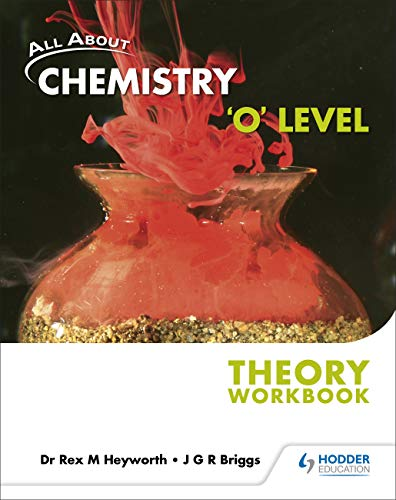 9789810631161: CHEMISTRY O LEVEL THEORY WORKBOOK [Paperback] Dr. Rex