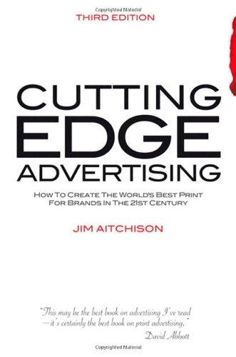 9789810678883: Cutting Edge Advertising