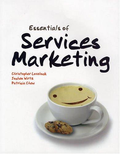9789810679958: Essentials of Services Marketing - 1st Edition